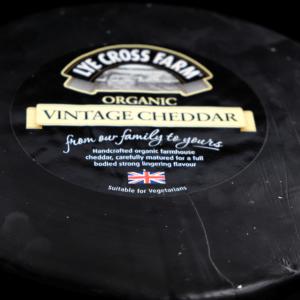 Black Vintage Cheddar 50+