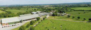Økologisk mejeri Lye Cross Farm