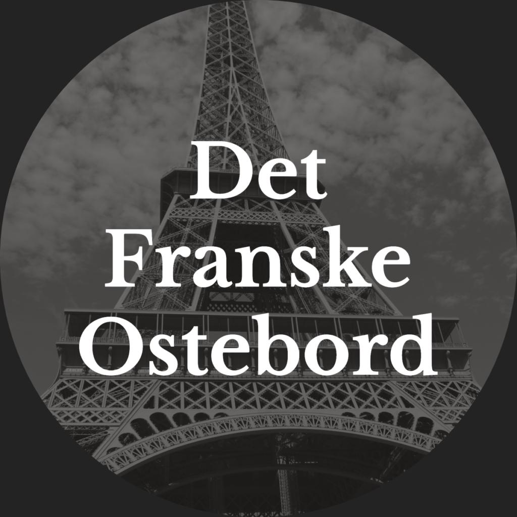 Det Franske Ostebord