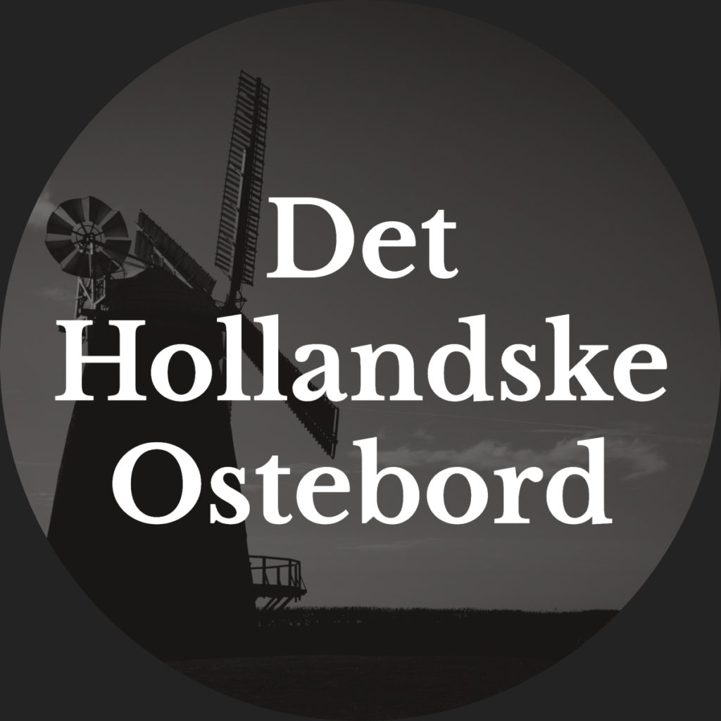 Det Hollandske Ostebord